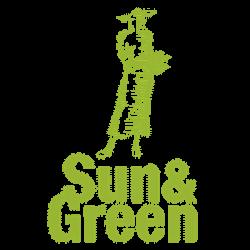 SUN AND GREEN